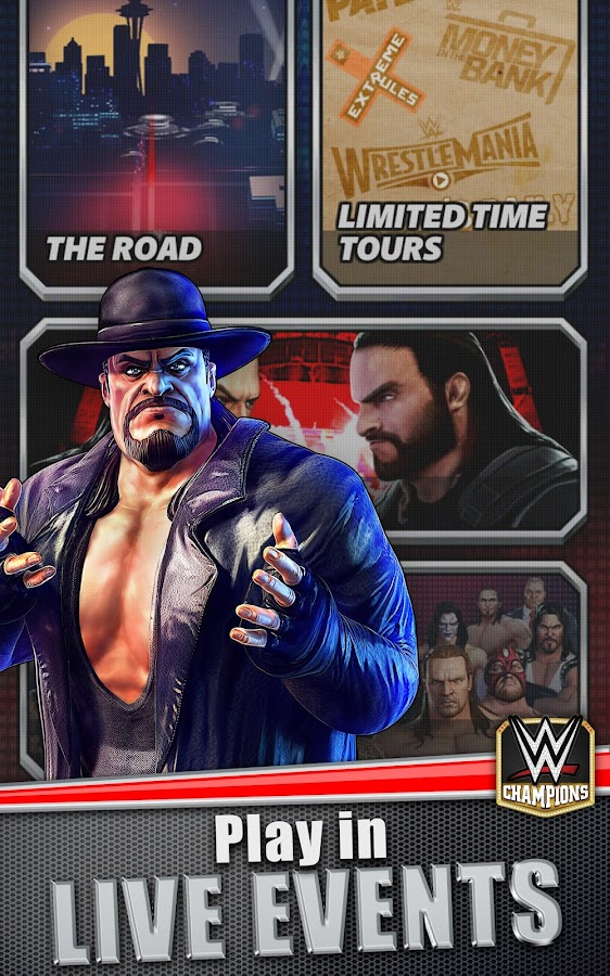 WWE Champions Free Puzzle RPG Screenshot 12
