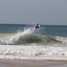 Surf in Portugal _ by Medina by Alexandre Oliveira - Sports & Fitness Surfing