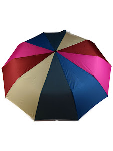 "Зонт ""Компакт M"", 120см, голубой"