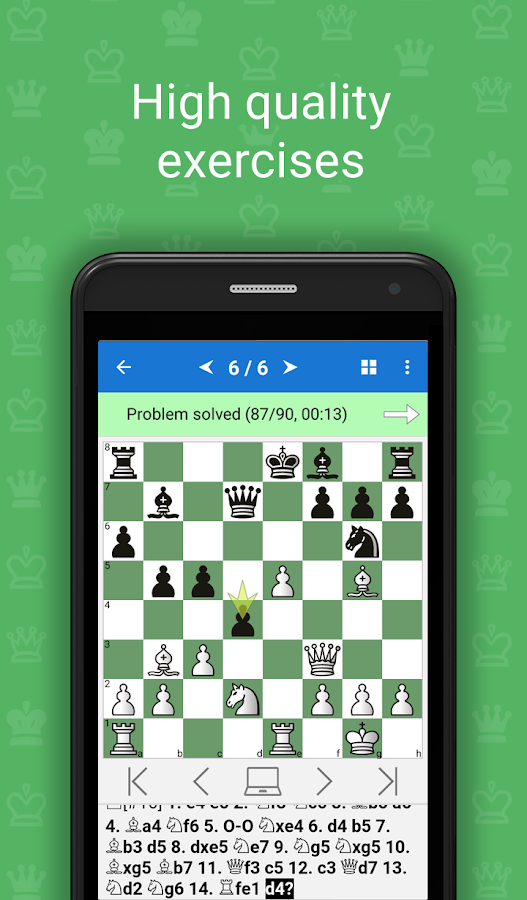 Chess Opening Blunders Screenshot 4