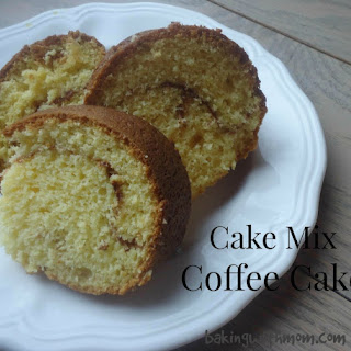 Cake Mix Coffee Cake Recipes