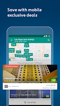 Expedia Hotels, Flights & Cars APK screenshot thumbnail 3