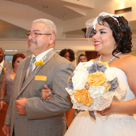 by Michelle J. Varela - Wedding Ceremony