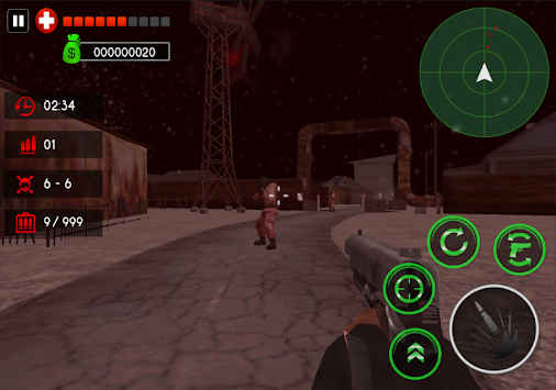 Counter Force Real Action apk screenshot