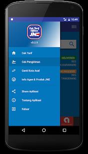 App JNE TARIF OFFLINE apk for kindle fire