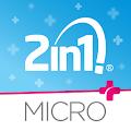 Android aplikacija 2in1 Micro+ na Android Srbija