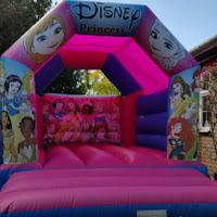 Disney Princess Bouncy Castle for Hire