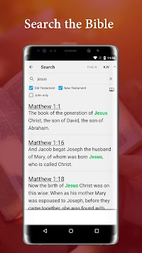 Bible 1293109 APK screenshot thumbnail 6