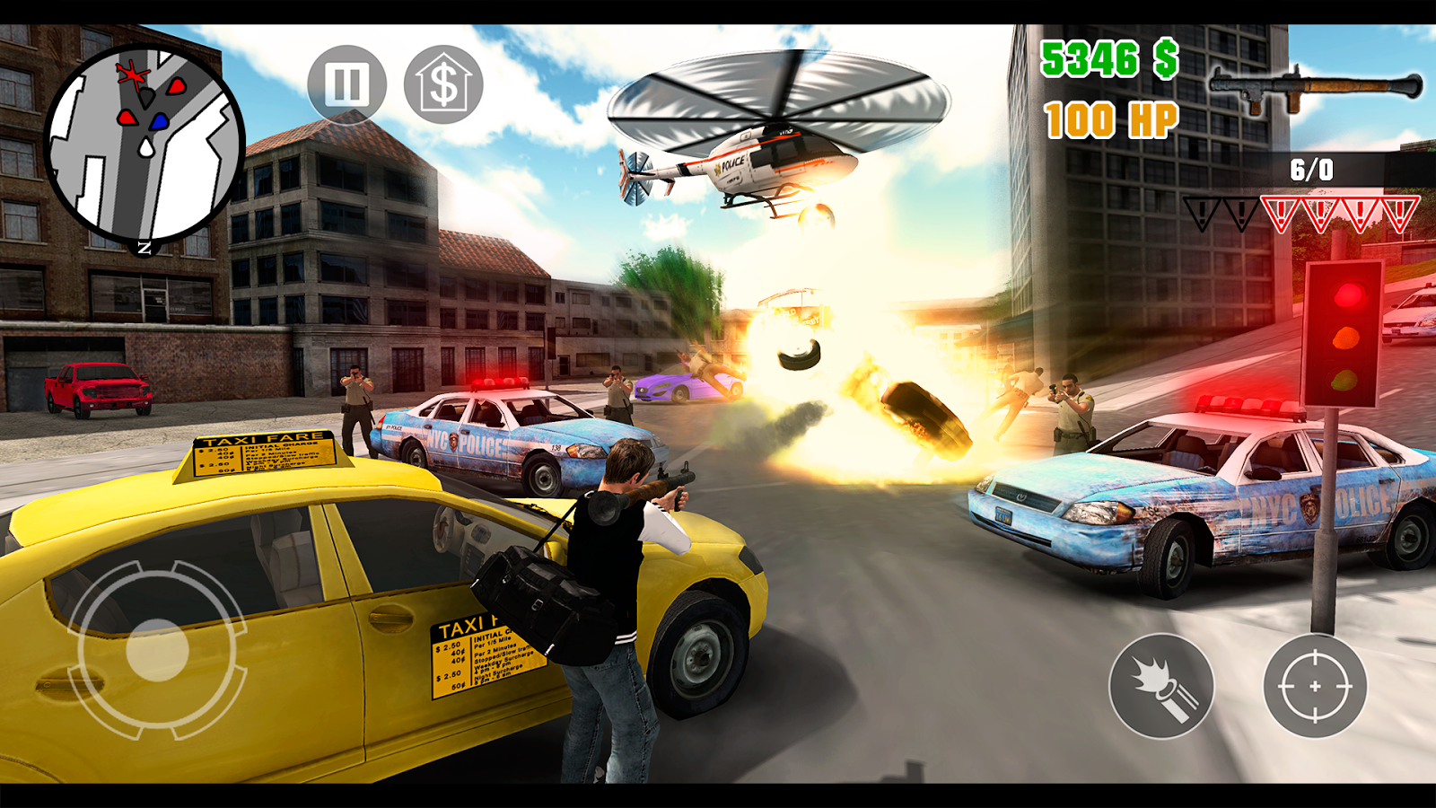 Clash of Crime Mad San Andreas Screenshot 0
