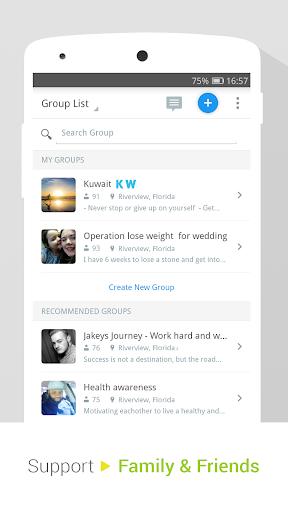 Pedometer, Step Counter & Weight Loss Tracker App screenshot 7
