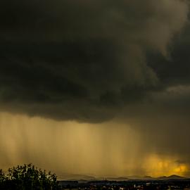 rain by Dalibor Žekš - Landscapes Weather (  )
