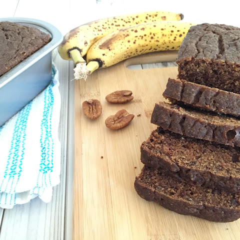 Slow Cooker Banana-Pecan Bread
