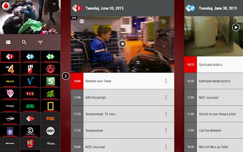 App Vodafone TV Anywhere APK for Windows Phone