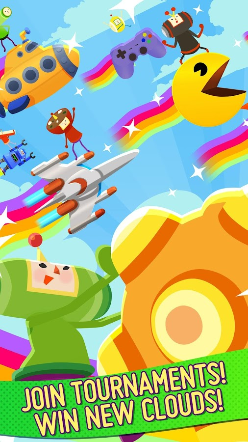 Tap My Katamari - Idle Clicker Screenshot 4