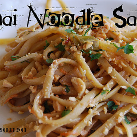 Friday Favorite – Thai Noodle Salad