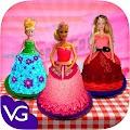 Game DIY Princess Doll Cake Maker APK for Windows Phone