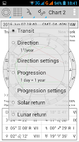 Screenshot of AstroVizor Astrology