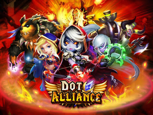 DotAlliance - screenshot