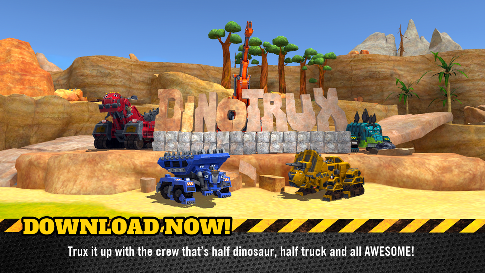DINOTRUX Screenshot 4
