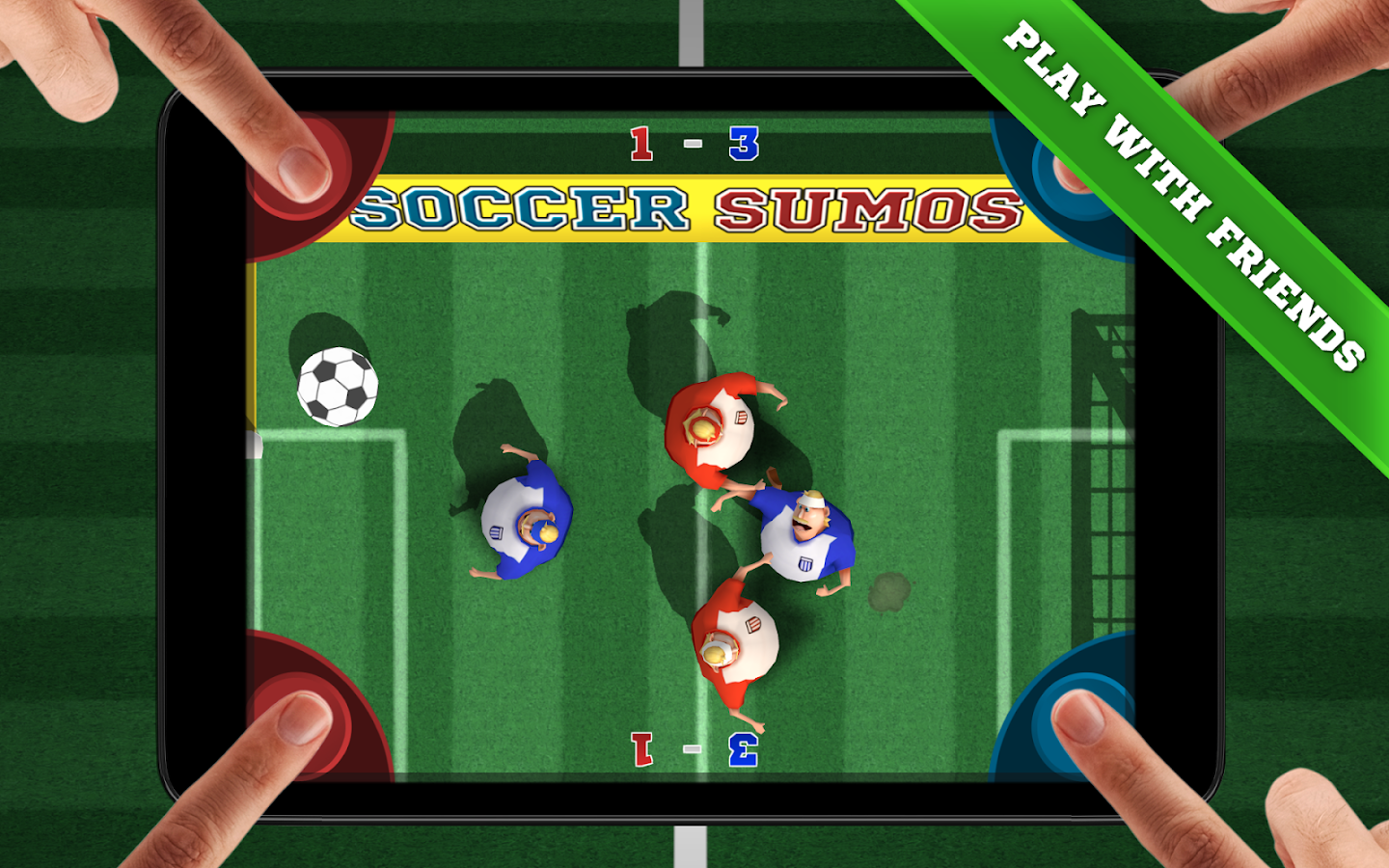 Soccer Sumos - Party game! Screenshot 5