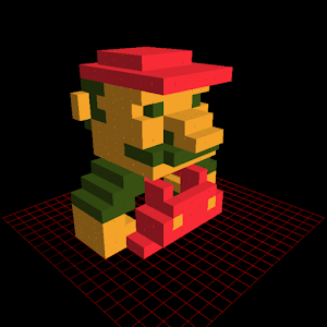 3d pixel art creator android apps on google play for 3d art maker online