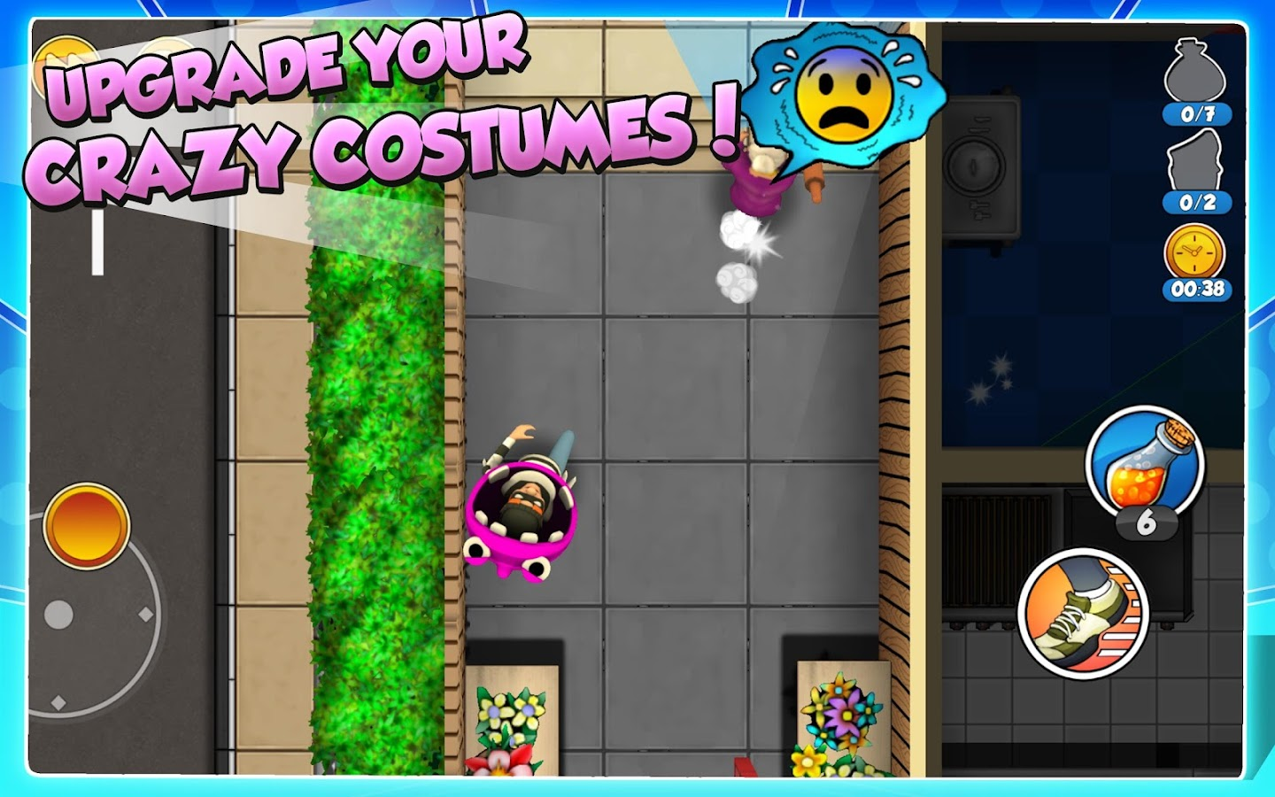 Robbery Bob 2: Double Trouble Screenshot 6