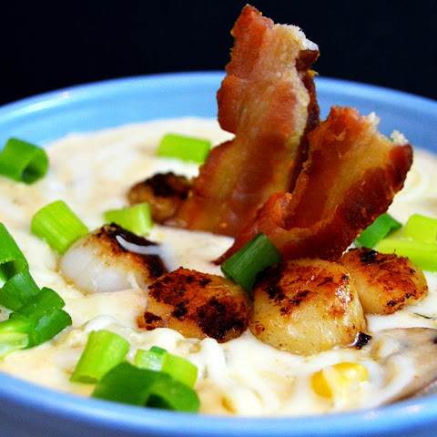Bacon & Scallop Chowder