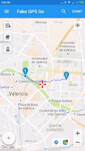 App Fake GPS JoyStick APK for Windows Phone