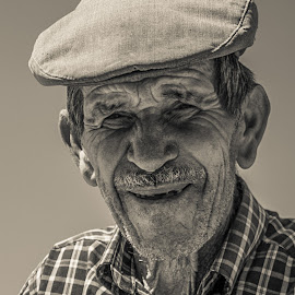 by Tracey Dolan - People Portraits of Men