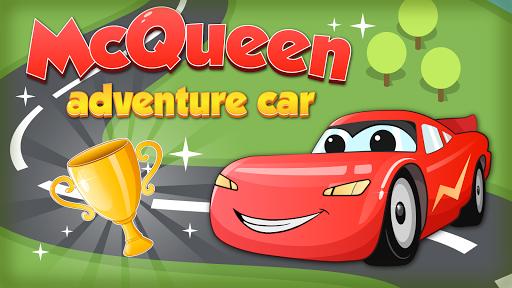 McQueen adventure time