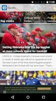 Screenshot of Omaha World-Herald Omaha.com