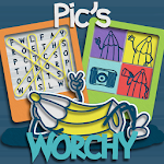 Worchy! Picture Word Search Icon