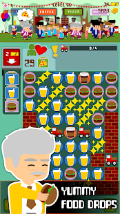FoodyVille: Food Match Puzzle Mania for pc