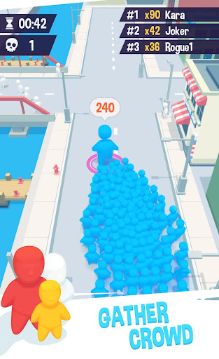 Crowd City Simulator For PC