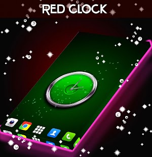How to get Red Clock patch 4.168.83.73 apk for android