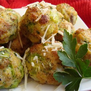 Broccoli Balls Recipes