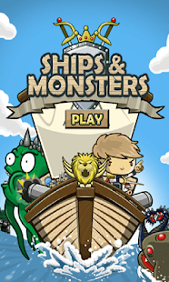 Sea Monsters Match 3 - screenshot