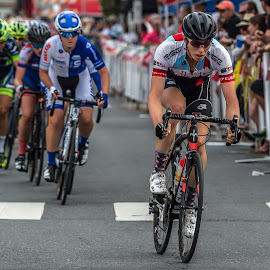The Leader by Mike Watts - Sports & Fitness Cycling ( bikes, cycling, women )