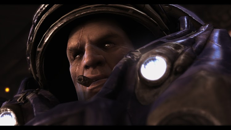 Tychus loses his cigar for his appearance in Heroes Of The Storm