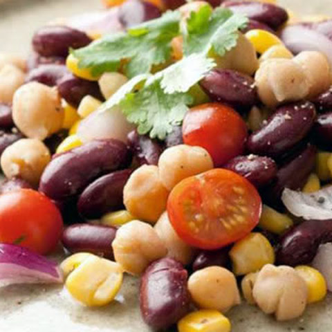 Bean, Tomato and Corn Salad