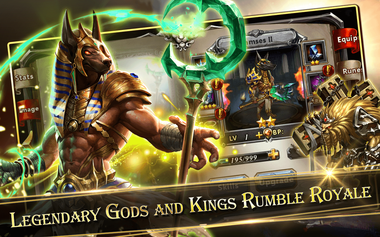 Gods and Kings Screenshot 1