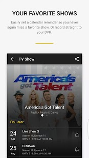 App Peel Smart Remote TV Guide APK for Windows Phone