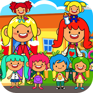 My Pretend Daycare - Kids Babysitter Games FREE Online PC (Windows / MAC)