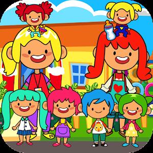 My Pretend Daycare - Kids Babysitter Games FREE PC Download / Windows 7.8.10 / MAC