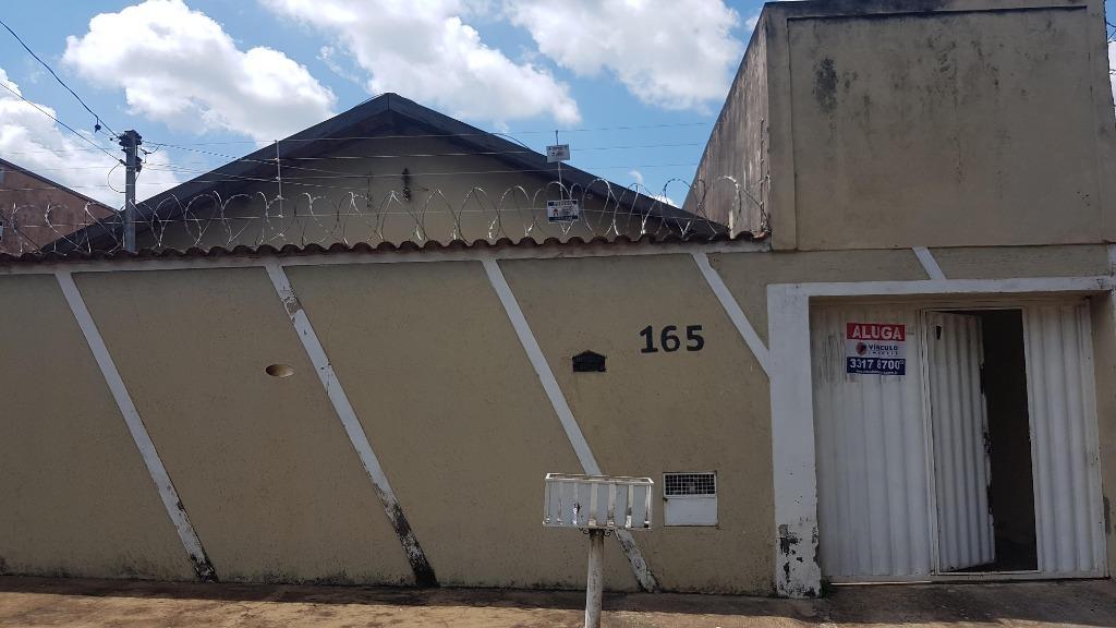 Casa com 3 dormitórios à venda, 96 m² por R$ 190.000 - Conjunto Costa Telles I - Uberaba/MG