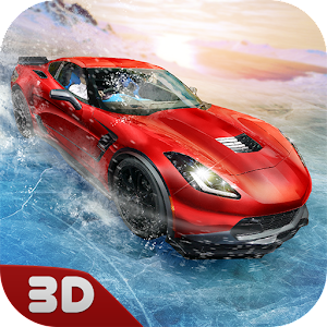 Download Frozen Water Car Racing Sim 3D for PC