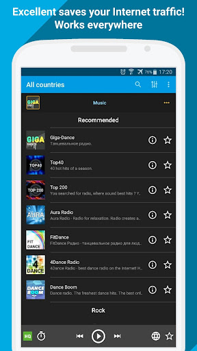 Radio Online - PCRADIO screenshot 13
