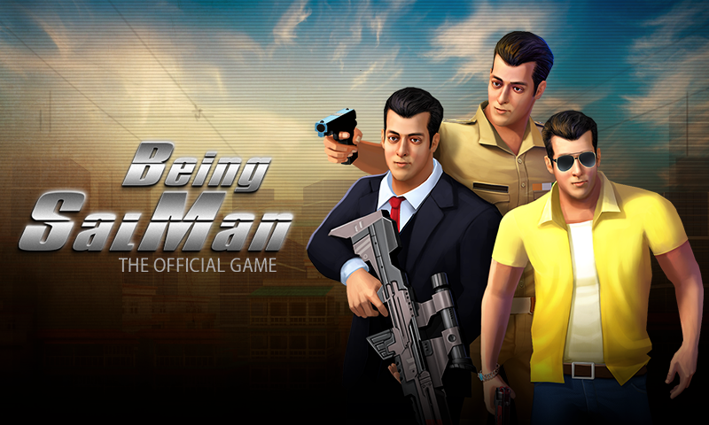 Being SalMan:The Official Game Screenshot 0