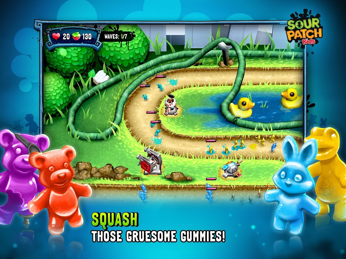 Sour Patch Kids: Candy Defense Screenshot 10