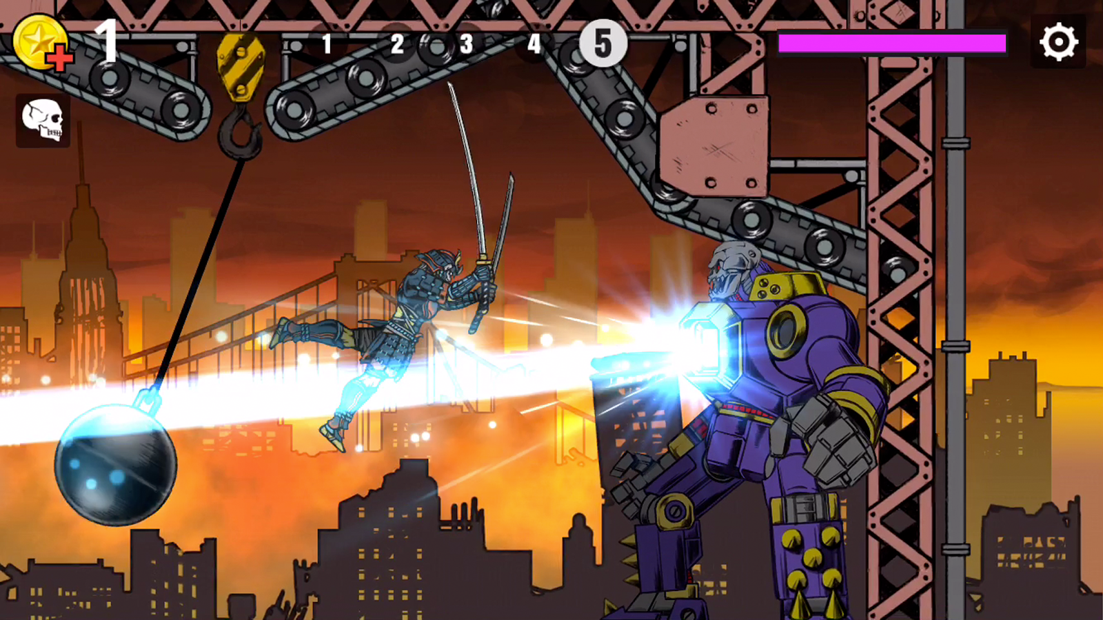 LIMP HEROES -PHYSICS ACTION!- Screenshot 4